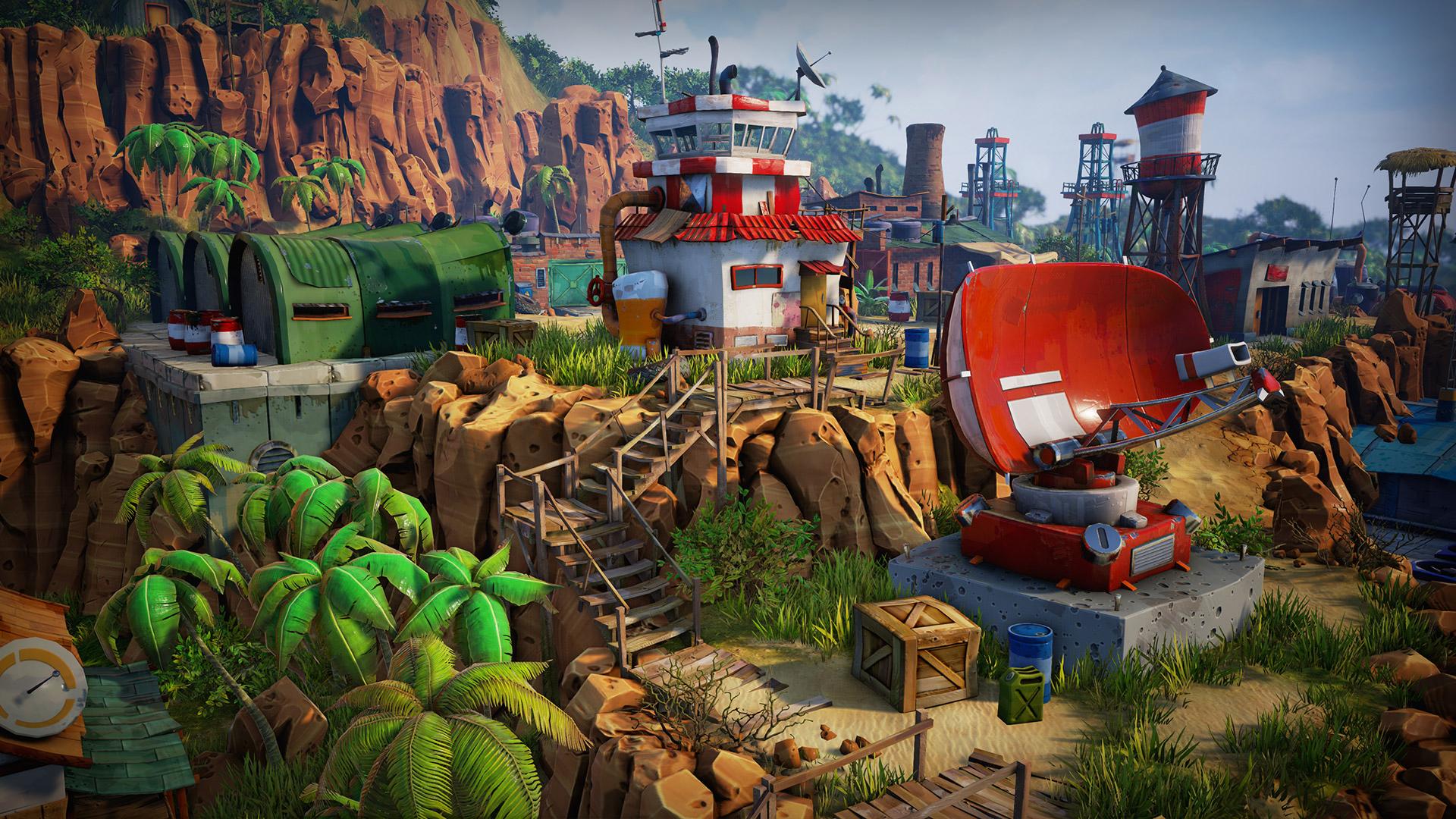 JungleBase Environment