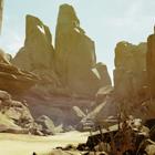 Arid Desert by Tris Baybayan