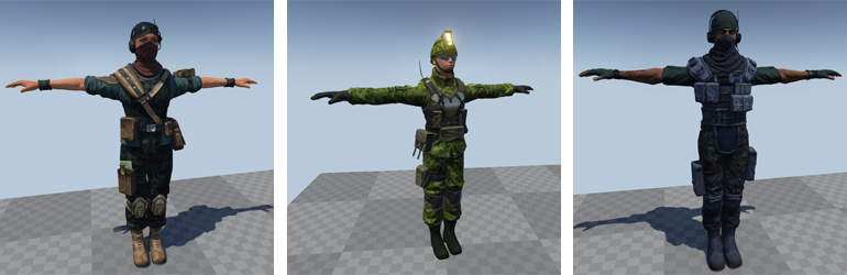 Military Updates