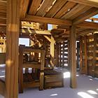 Modular Wooden Prop Pack - GinkgoStory