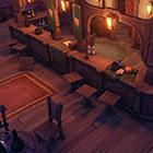 Medieval Inn and Tavern by Ennelia Studio