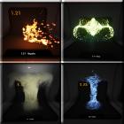 50+ Vector Particles - W3 Studios