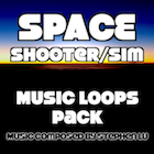 Space Shooter/Sim Music Loops Pack - Chibola Productions
