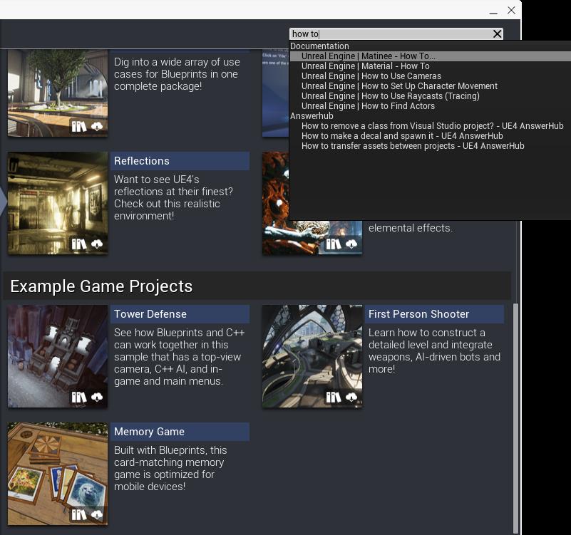 Launch Learn Tab Screenshot