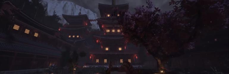 Asian Pagoda by Sebastian Schulz