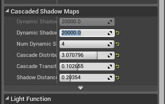 getting better shadows with dynamic shadow