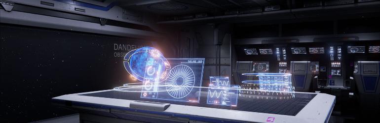 Sci Fi Scene