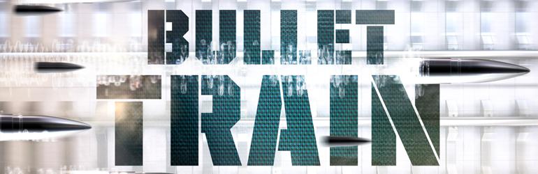 新たな VR 体験、Bullet Train のご紹介