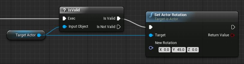 IsValid macro usage