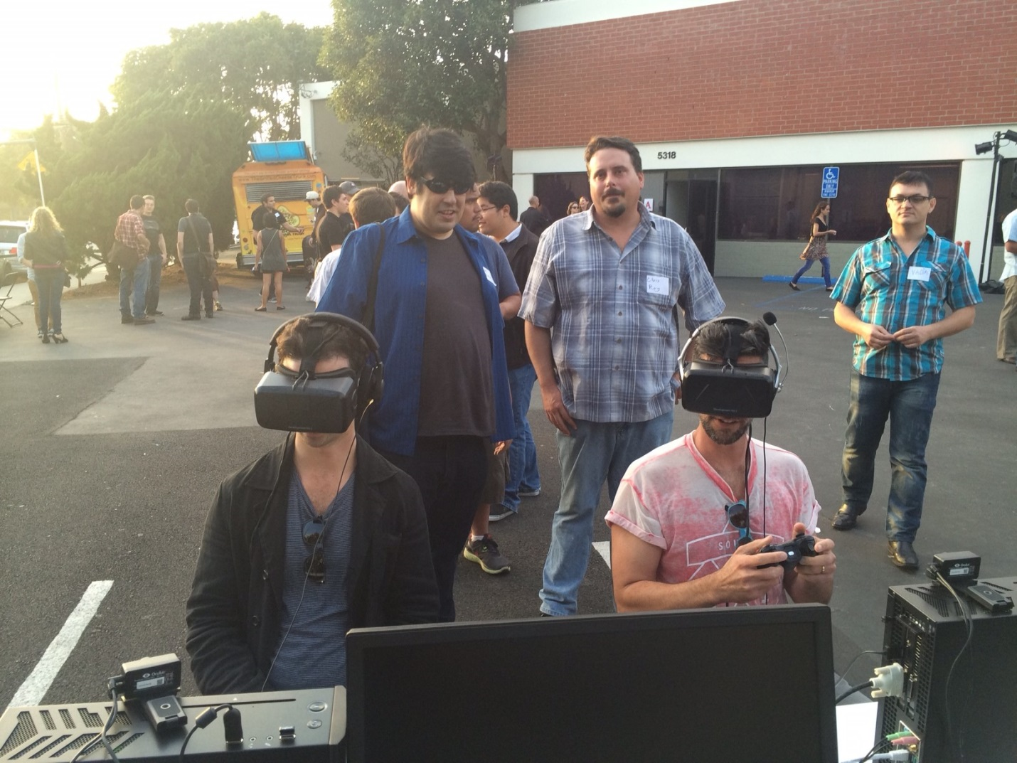 VRLA was a huge success!