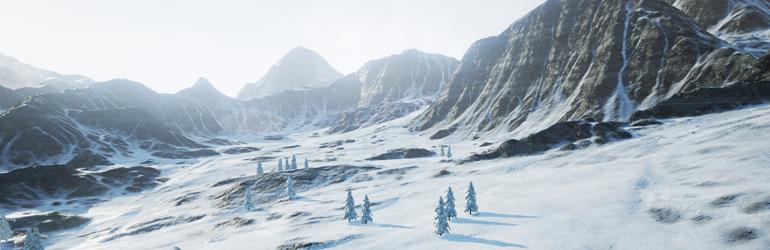 New on Marketplace: Landscape Mountains