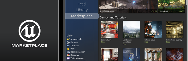 Marketplace: Now Open for Business!