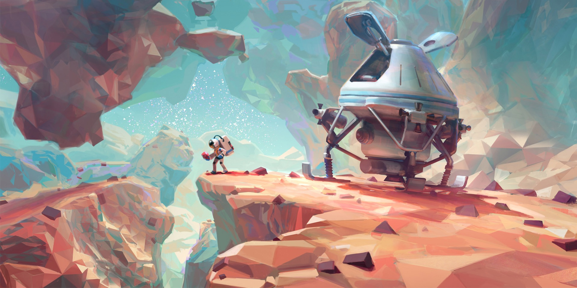 Inspired Space: Inside the Development of Astroneer