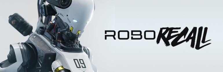 Robo Recall の OST の無料リリースが開始