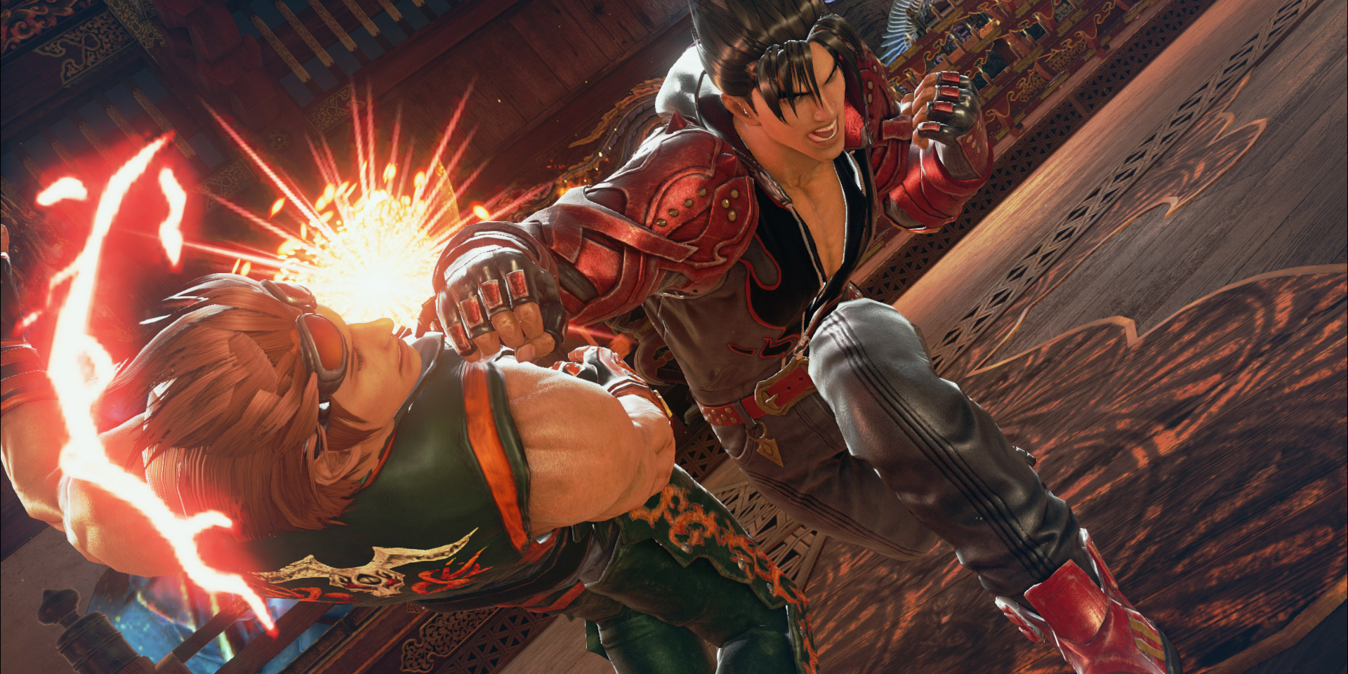 Bandai Namco Goes For The Ko With Unreal Engine 4 In Tekken 7
