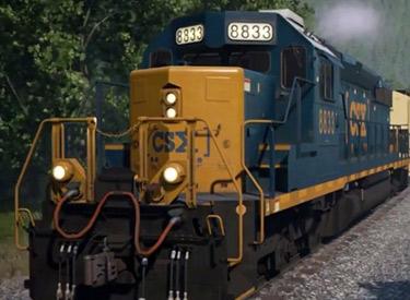 Inside the Imposing Engines of Train Sim World