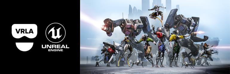 Robo Recall & Unreal Engine Workshop Coming to VRLA 2017