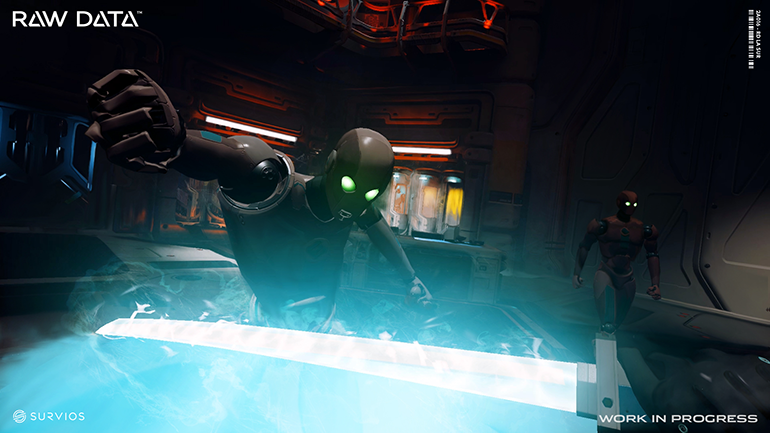 Extracting Raw Data: How Survios Is Using VR To Change The