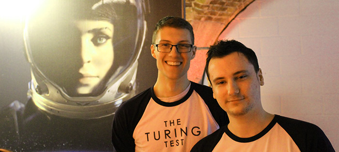 The Turing Test Team