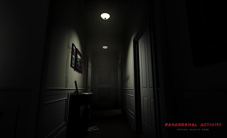paranormal ue4