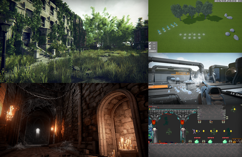 Unreal Engine Marketplace Summer Sale Announced