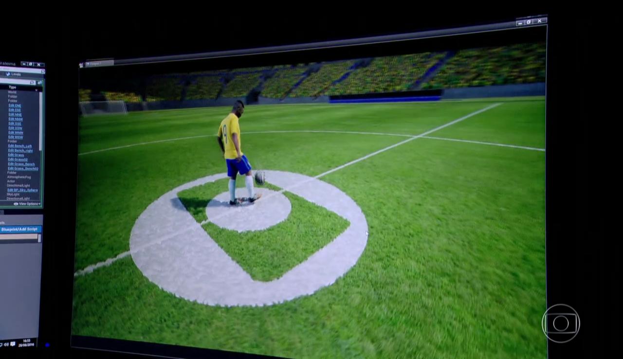 Rio Olympics Coverage Gets Unreal via Globo TV