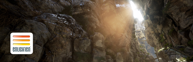 Enlighten: Real-Time Global Illumination in Unreal Engine 4