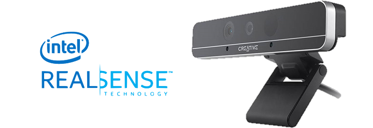 Short-Range, User-Facing RealSense Camera Developer Kit