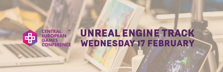 Unreal Engine at CEGC