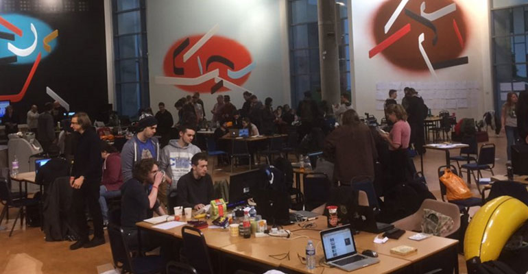 Glasgow Game Jam Site