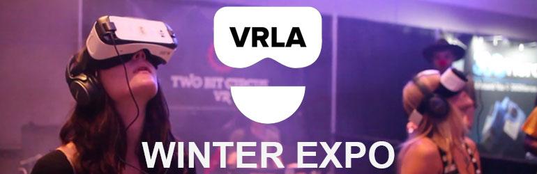 Unreal Engine at VRLA Winter Expo