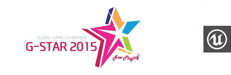 G-STAR 2015
