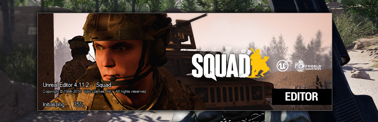 Squad Development Kit Now Available on Launcher