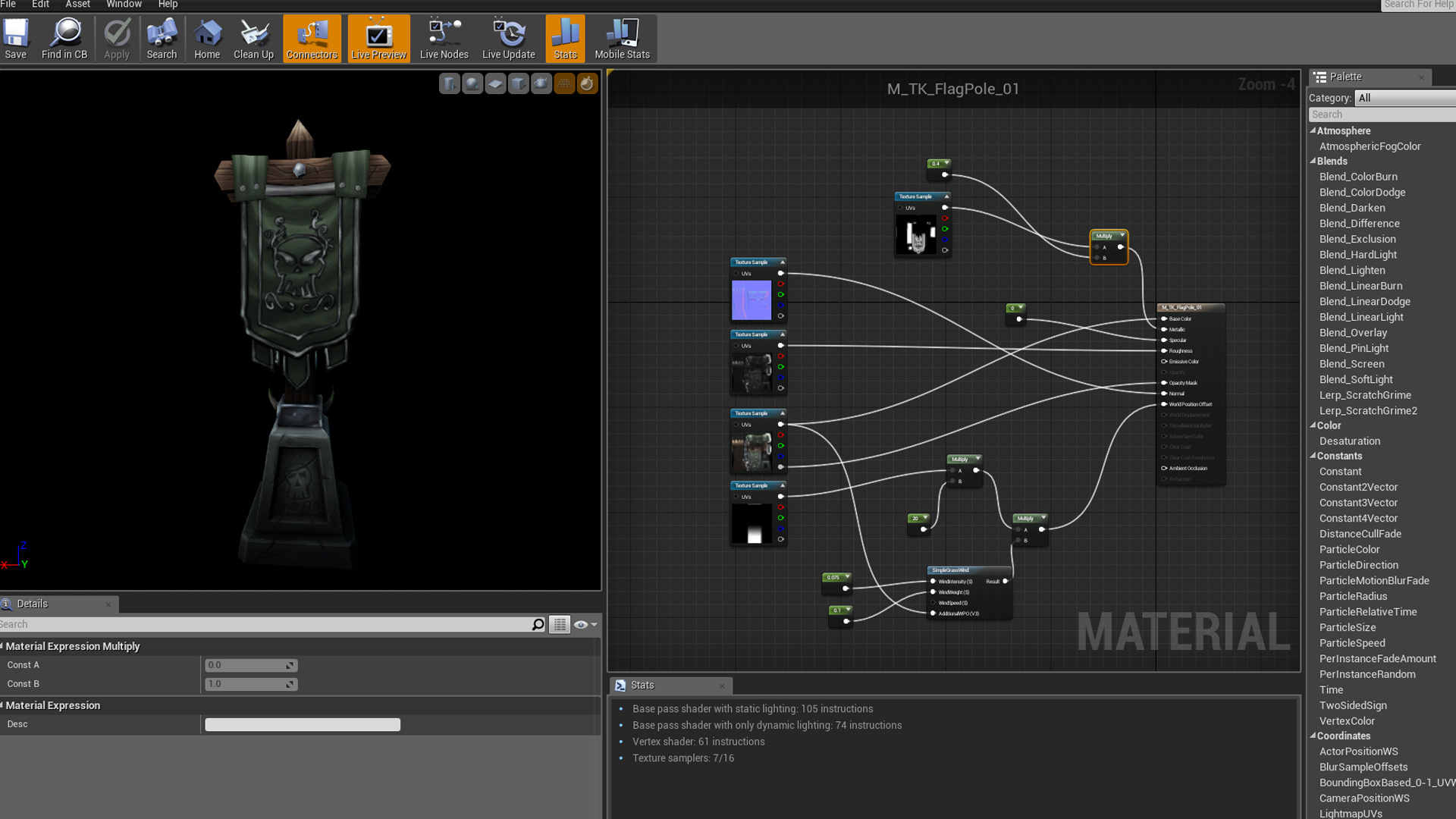 creating a stylized world with unreal engine 4 gamzdevz