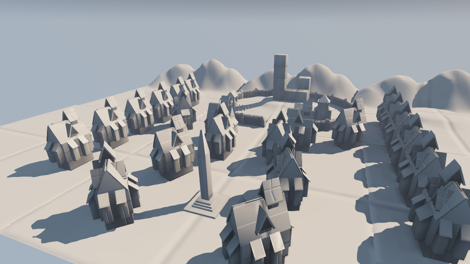 Creating a stylized world with Unreal Engine 4