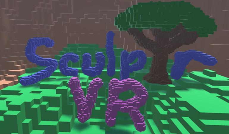 sculptVR