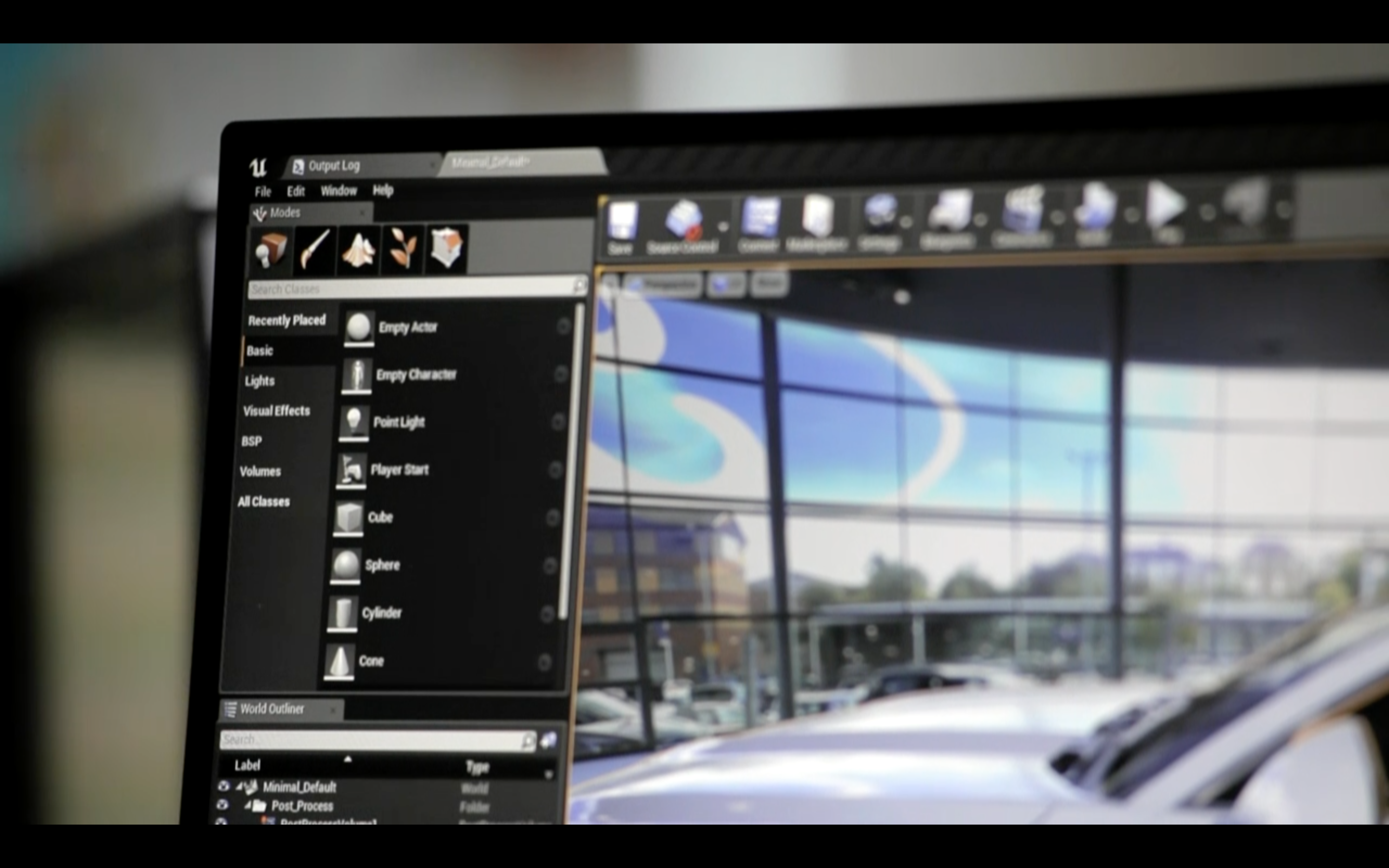 BURROWS BRINGS TOP BRANDS INTO REAL-TIME 3D WITH UNREAL