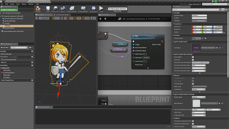 SpriteStudio plug-in