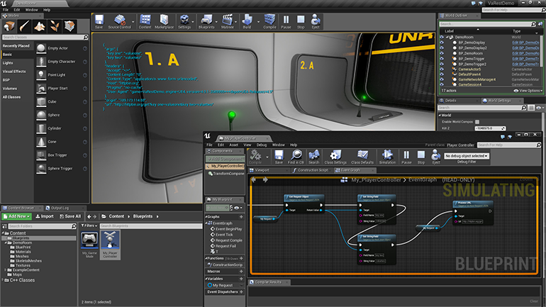 Five Free Plug-ins Hit the Unreal Engine Marketplace