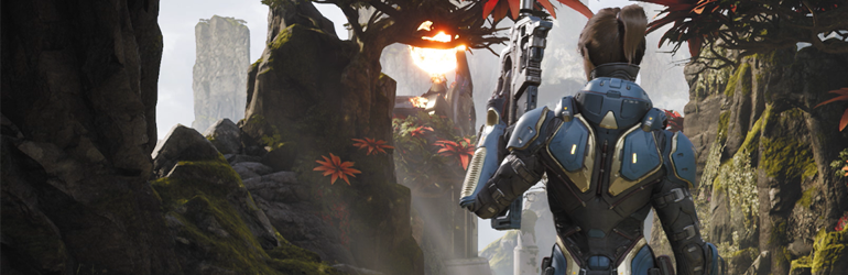 Paragon on PS4 Pro