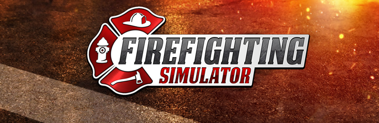 Inside the sweltering sandbox of Firefighting Simulator