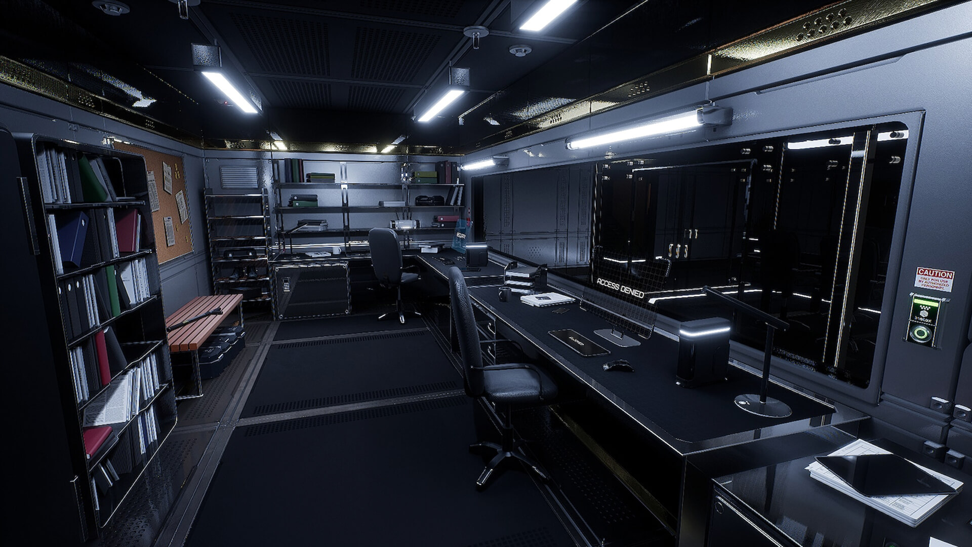 Body Free Marketplace Aug 2021 SciFi Office