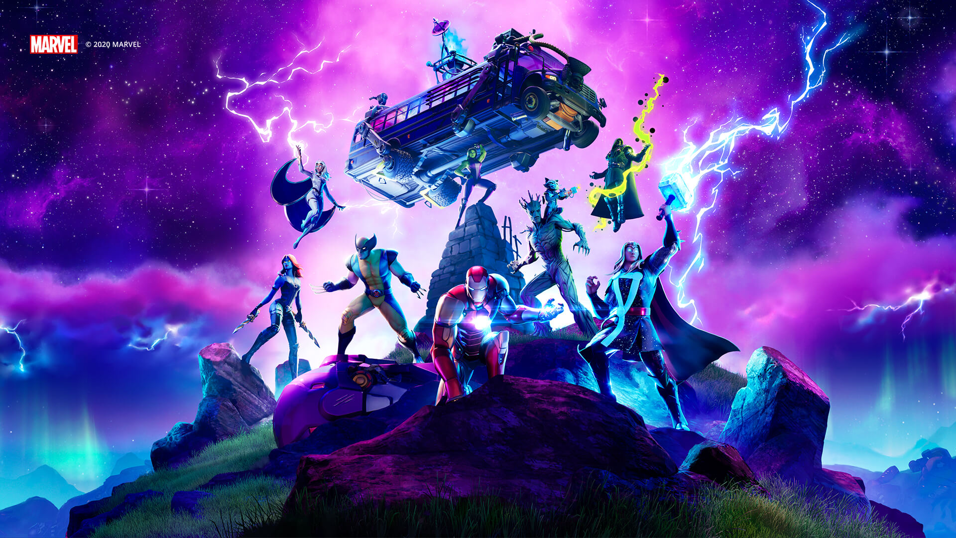 Fortnite | Juego multiplataforma gratuito - Fortnite
