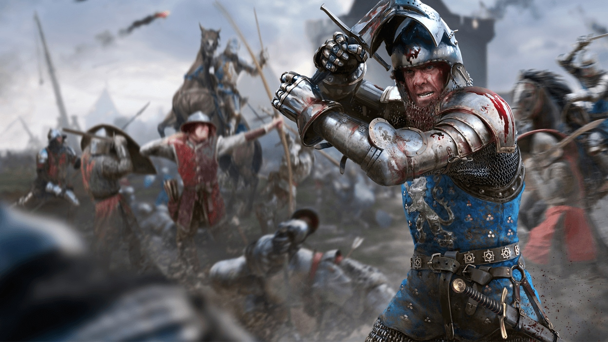 Pre-purchase Chivalry 2 exclusive on Epic Games Store