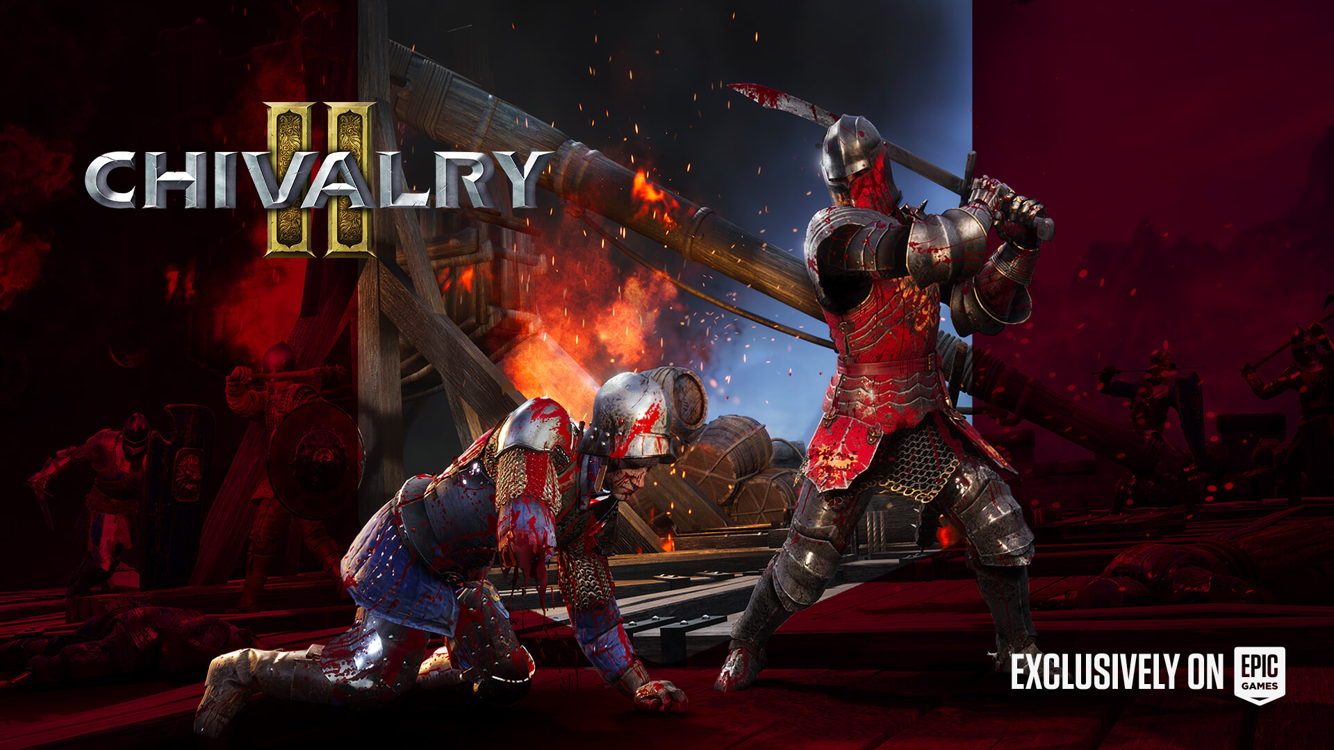 Chivalry 2 For Pc Exclusively On Epic Games Store