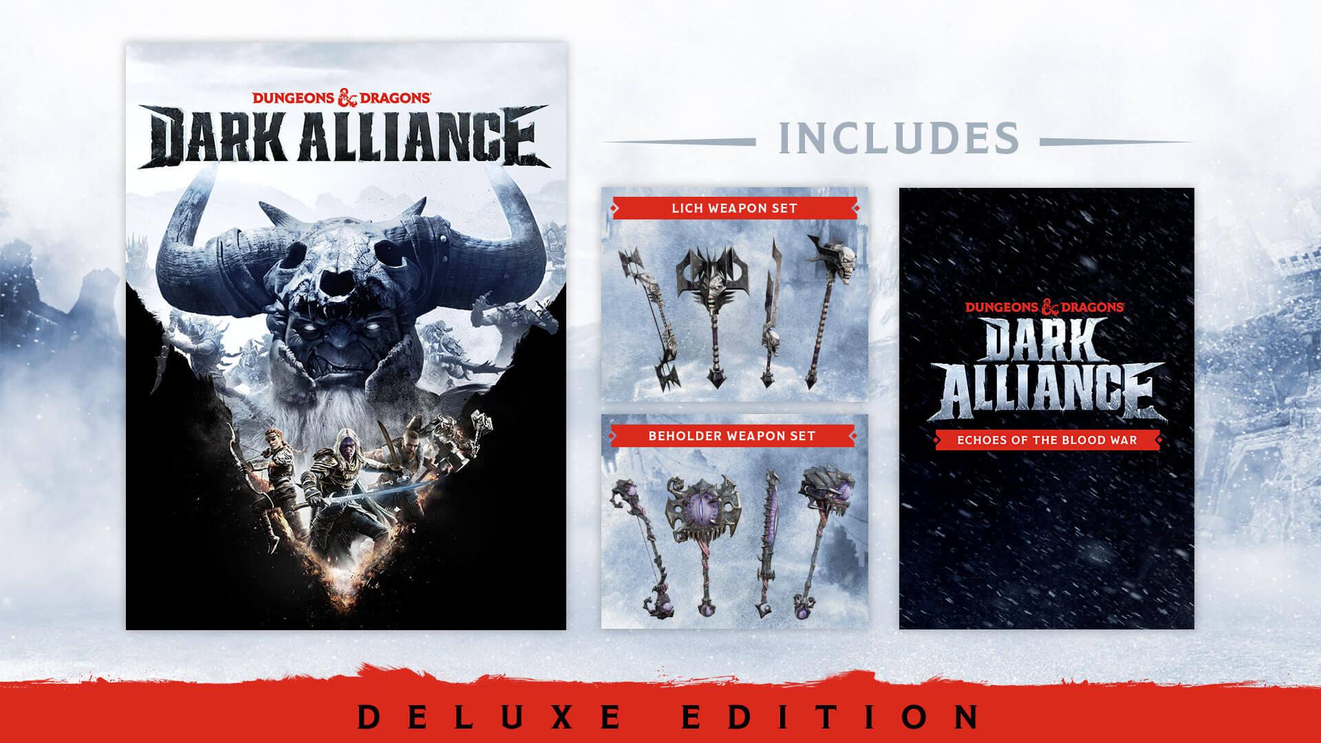 DarkAlliance Epic Deluxe