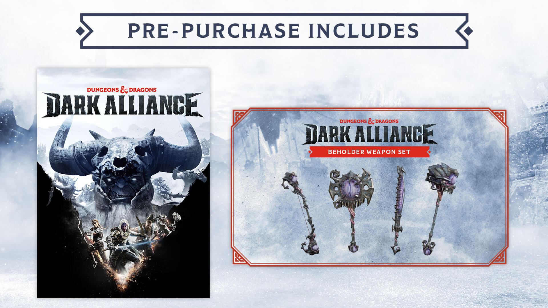 DarkAlliance Epic Pre Purchase