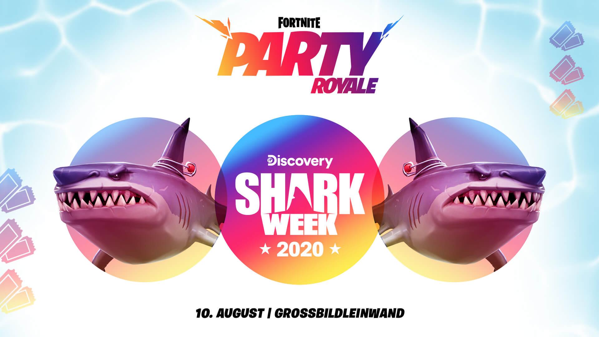 DE 13PR SharkWeek Announce Social
