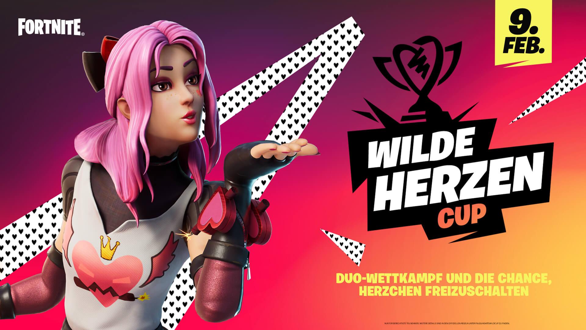 DE 15BR HeartsWildCup Social