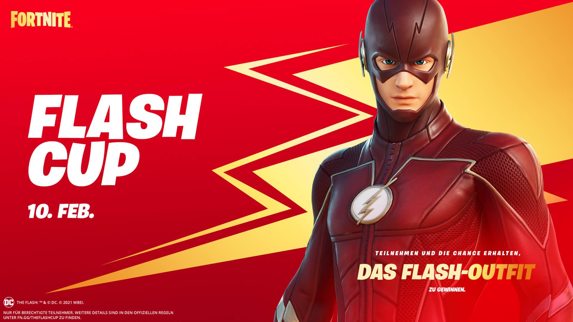 DE 15CP Social FlashCup Social